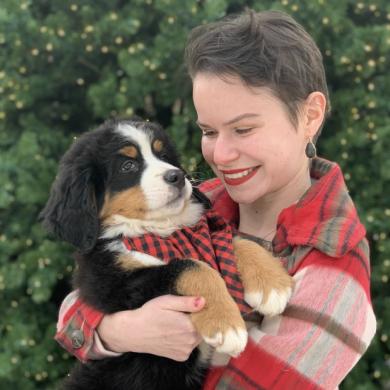 Audrey - KPA Dog Trainer
