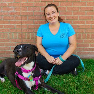 Emily - CPDT - KA Dog Trainer